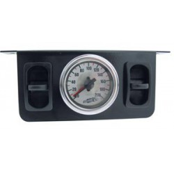Dual Needle Gauge with two paddle switches- 200 PSI