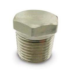 "Pipe Plugs- 1/2"" NPT (hex head)"