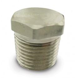 "Pipe Plugs- 1/4"" NPT (hex head)"