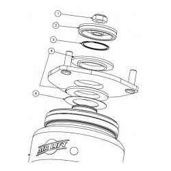 Service Kit (Strut Bearings)
