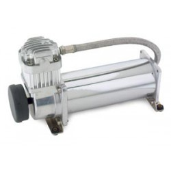 Viair 450C Chrome Compressor - 150 PSI