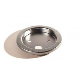 6in Bellow Roll Plate