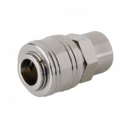 Euro Air Line Female Thread Quick Coupler