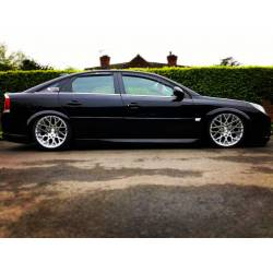Vauxhall Vectra C Stealth Air Suspension 3P package