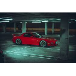 Mazda RX7 FD Stealth Air Suspension 3P package