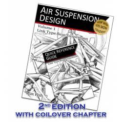 Air Suspension Design Book by Max Fish